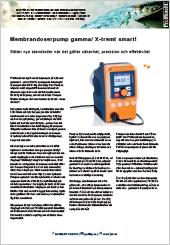 ProMinent Solenoid-Driven Metering Pump gamma X (se)
