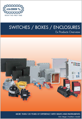 Switches / Boxes / Enclosures